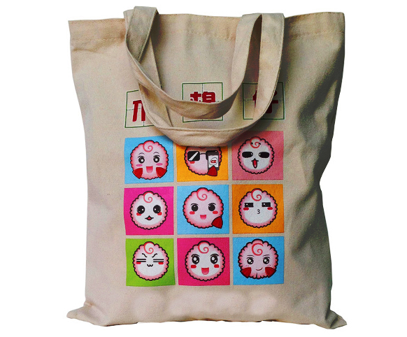Green Fashion cotton eco bag
