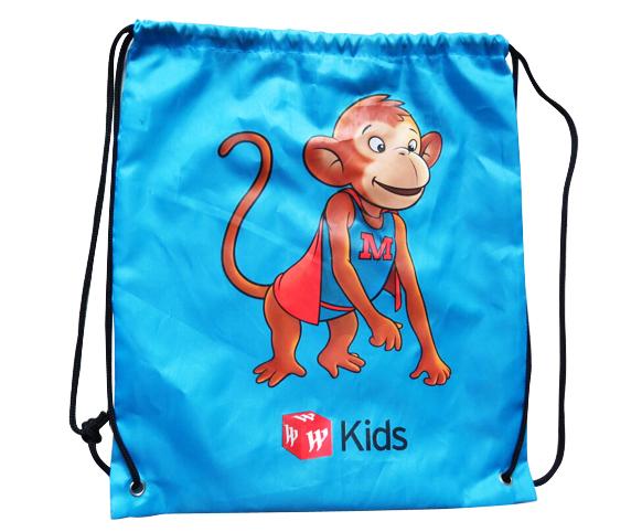 Most Popular Best Selling Promotional Polyester Drawstring Bag