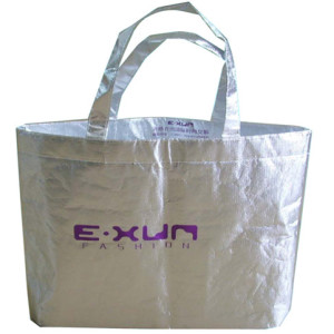 aluminum-plated steel bag