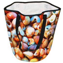 barrel shape bag