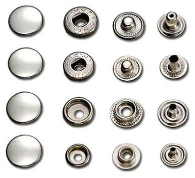 Accessories-metal button