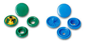 Accessories-plastic button
