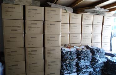 export standard carton packing