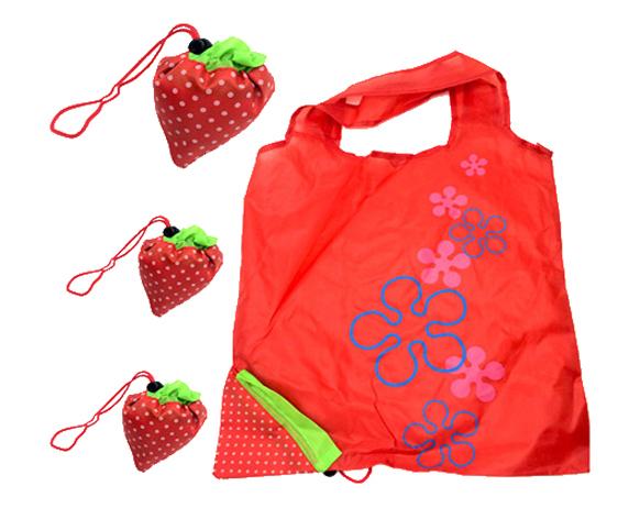 strawberry Polyester Bag